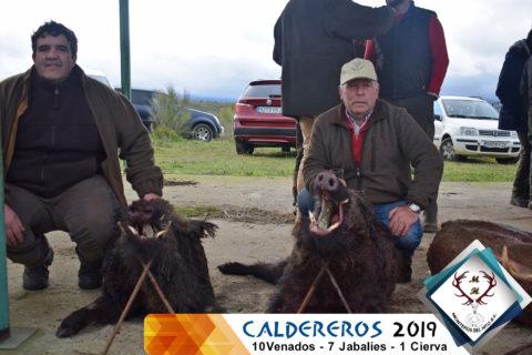Galería Caldereros 2019