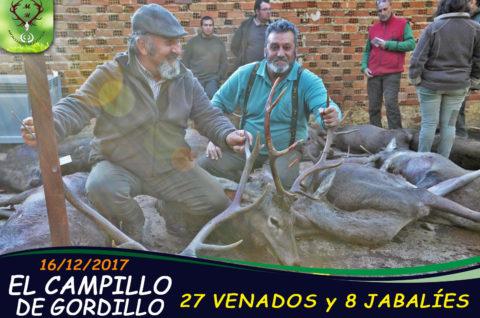 Galería El Campillo y El Encorchao 2017