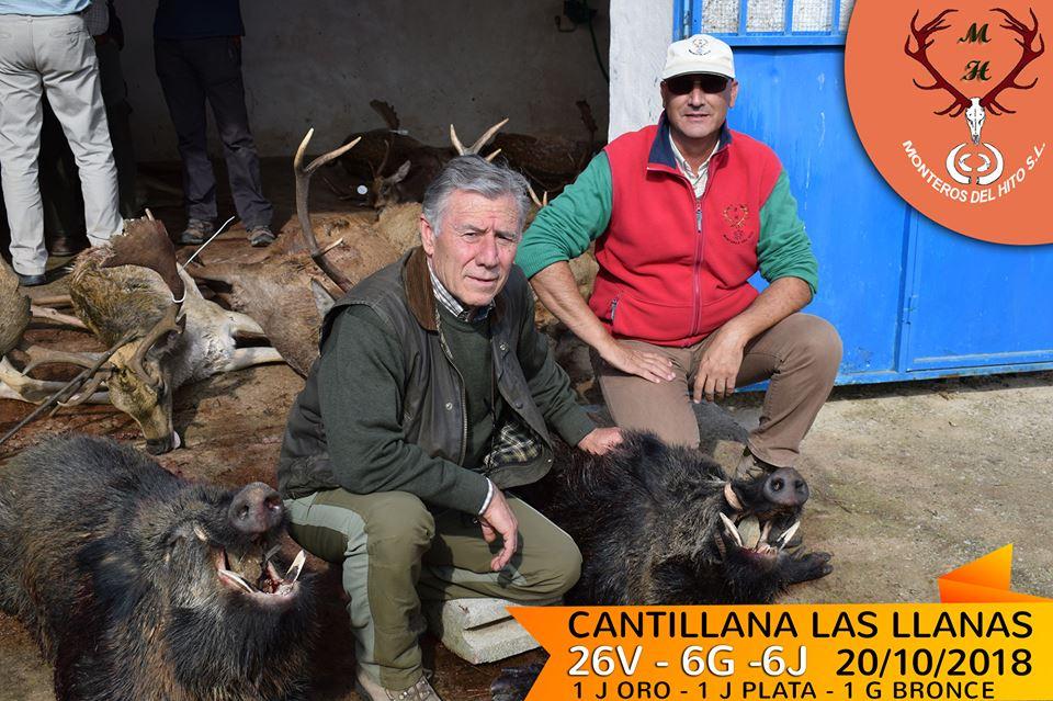 Galería Cantillana – Las Llanas 2018