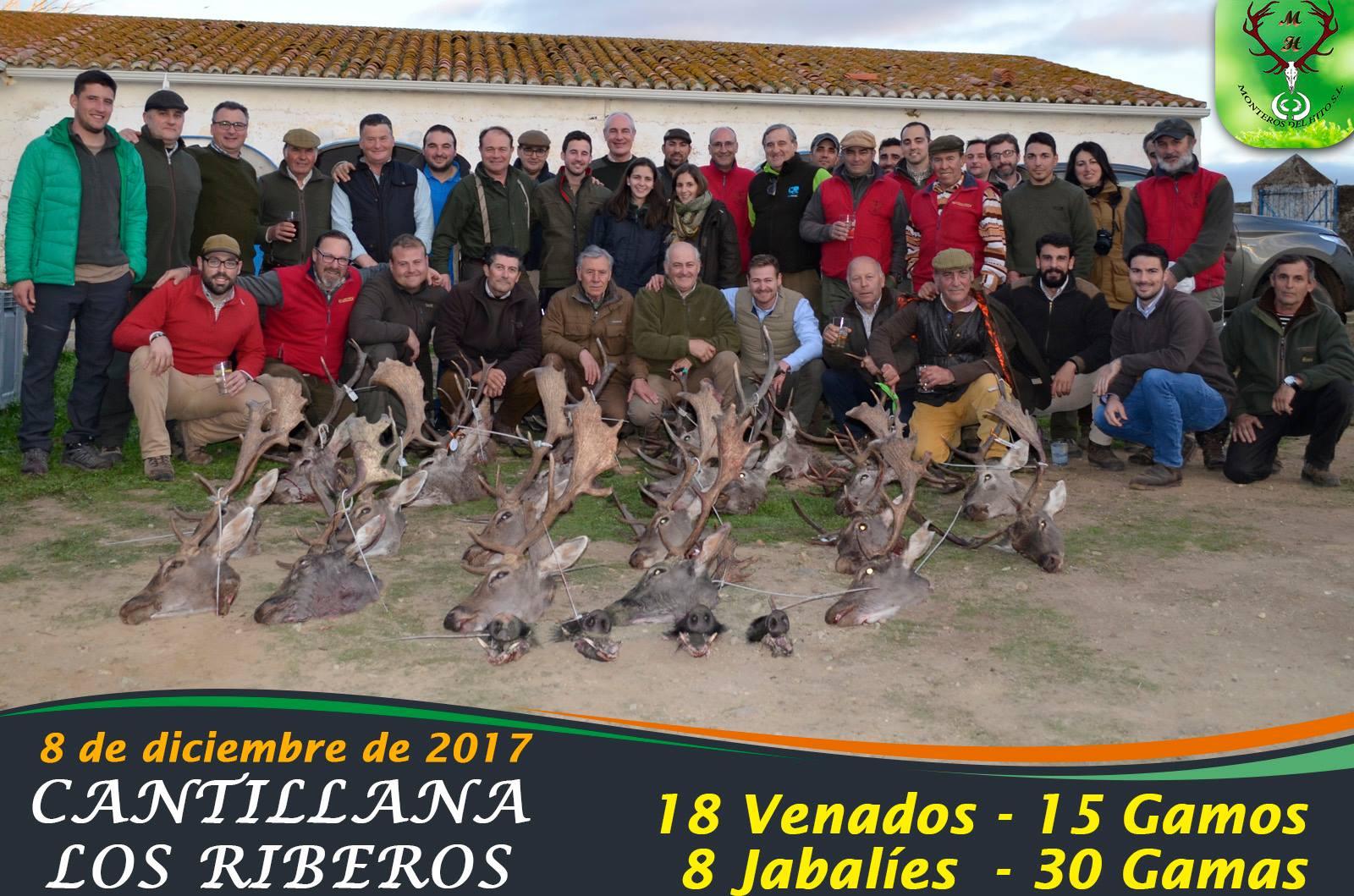 Galería Cantillana – Los Riberos 2017