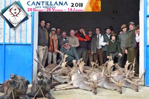 Galería Cantillana – Los Riberos 2018