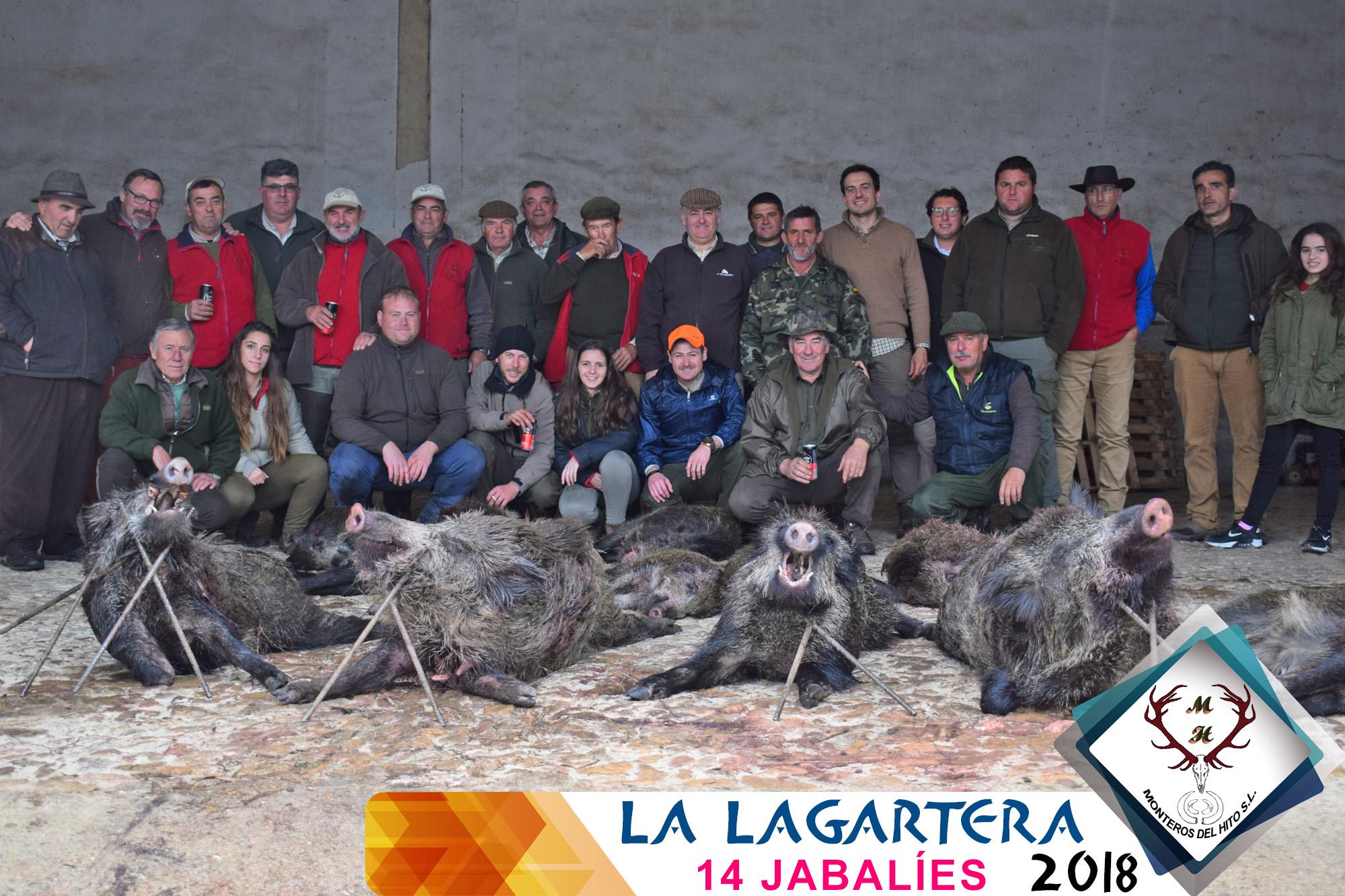 Galería La Lagartera 2018