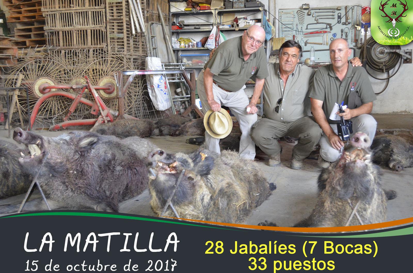 Galería La Matilla 2017