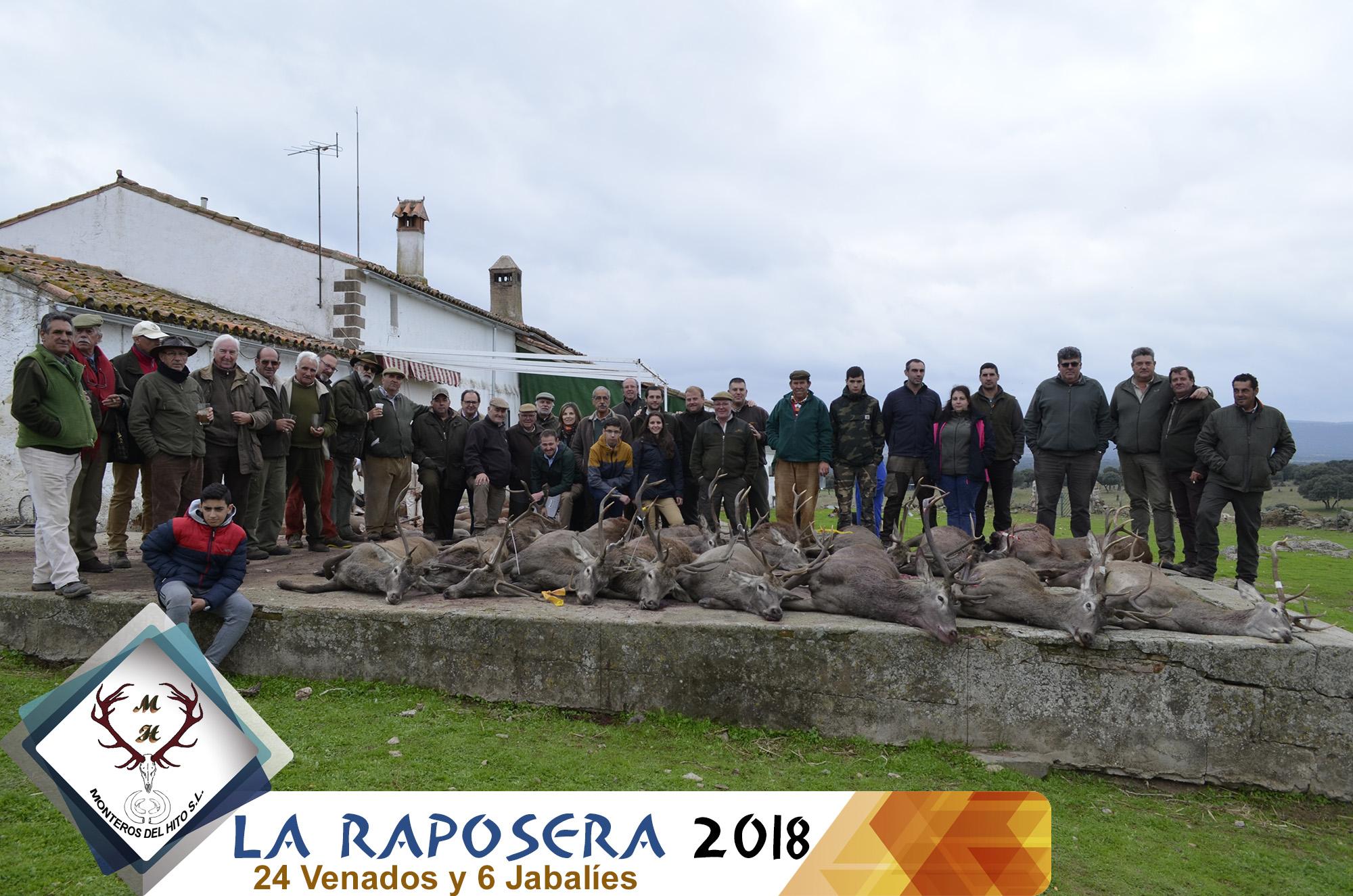 Galería La Raposera 2018