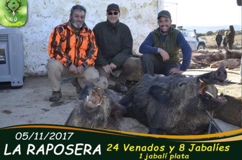 Galería La Raposera 2017