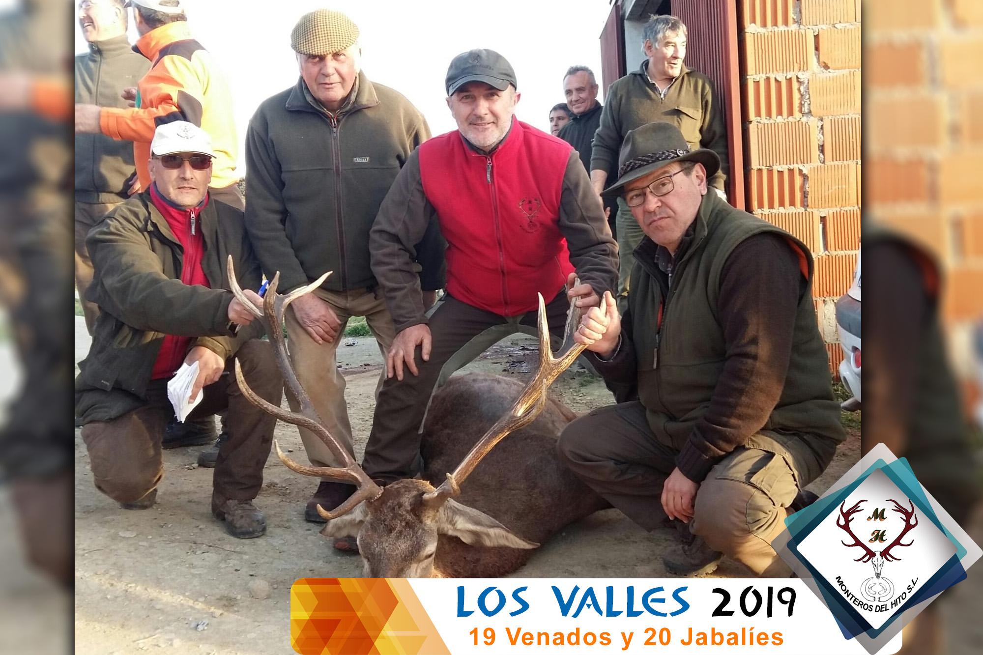 Galería Los Valles – La Umbría 2019