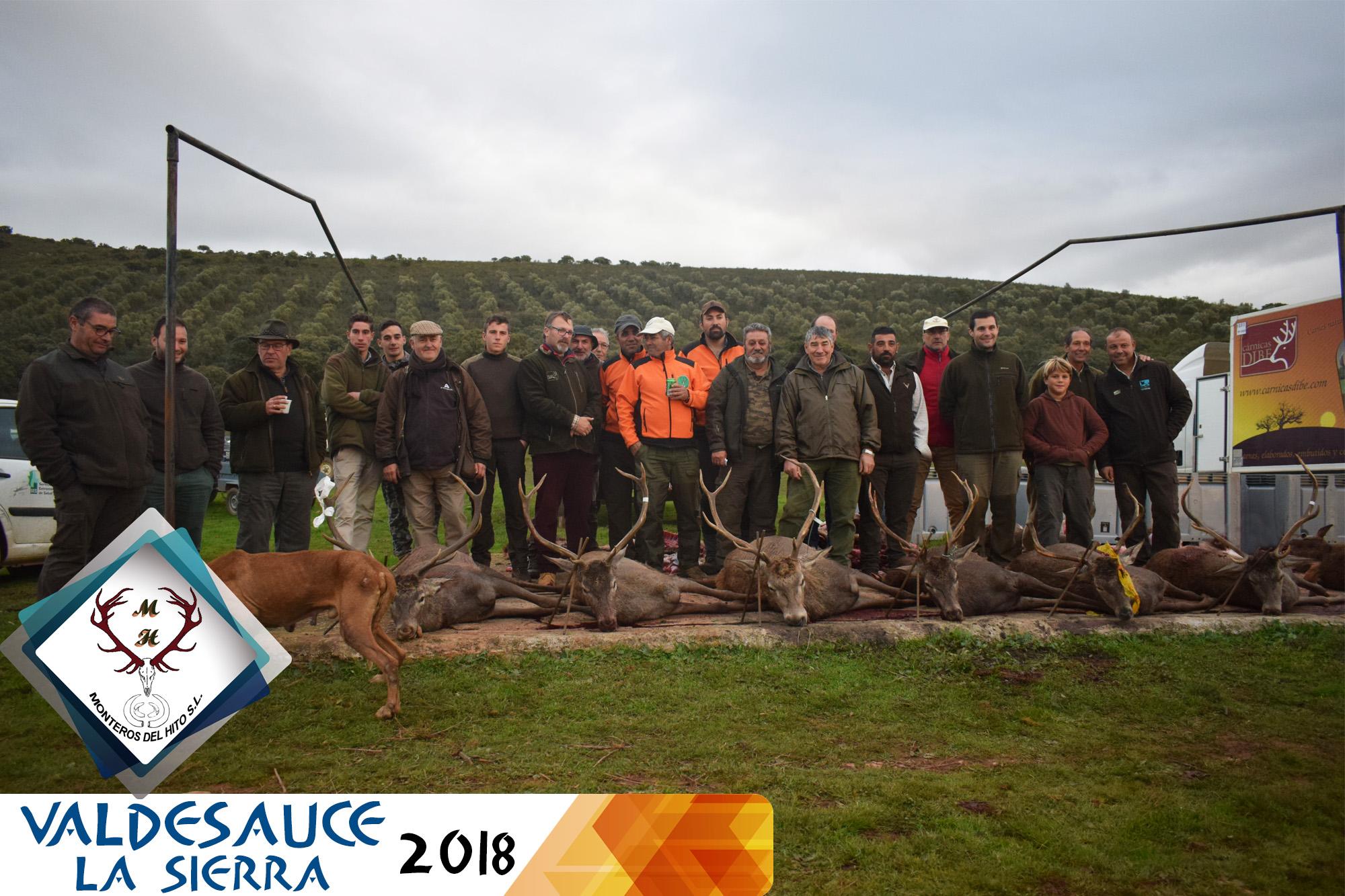 Galería Valdesauce – La Sierra 2018