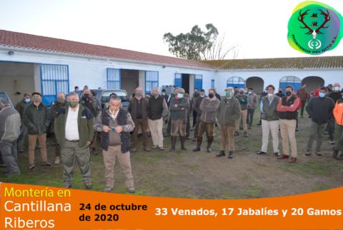 Galería Cantillana-Riberos 2020