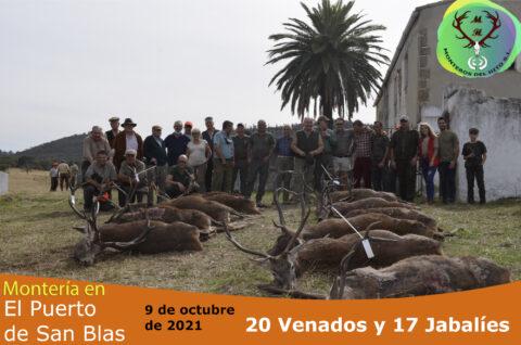 Galería Puerto de San Blas 2021